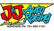 J & J J&J Logo Auto Racing