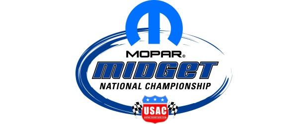 usac united states auto club national midget car series logo nat