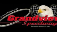 The 25th Anniversary season of the NAPA Auto Parts Thunder on the Hill Racing Series offers one more date on the schedule with the popular Grandview Thunder 5-25's and House of Thunder Halloween Party making up the Saturday night,  October 18 racing program at the Grandview Speedway.
