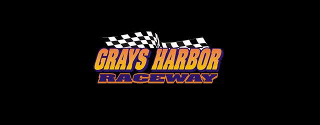 Grays Harbor Raceway logo Gray's