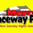 Rod George picked up the sprint car win at Mercer Raceway Park Saturday over Scott Priester, Eric Williams, Pete Miller III and Bob Felmlee