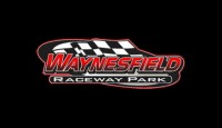 The racing program scheduled for Saturday at Waynesfield Raceway Park was rained out.