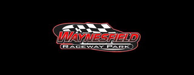 Waynesfield Raceway park Logo