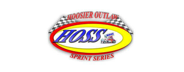 hoss hoosier outlaw sprint series logo