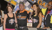 Big Game Motorsports and Big Game Treestands Founder Tod Quiring would like to thank Sammy Swindell for the past four years that they have had the opportunity to work together.