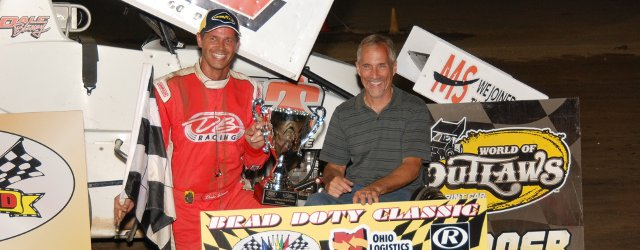 Dale Blaney and Brad Doty