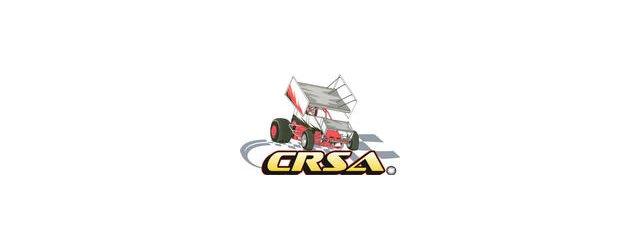 crsa capital region sprint car agency sprintcar logo
