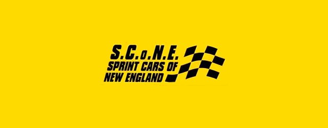 scone Sprint Cars of New England Logo