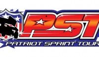 Justin Barger won the Patriot Sprint Tour feature Saturday night at Black Rock Speedway.