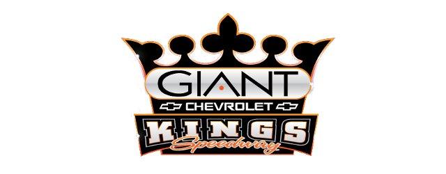 Giant Chevrolet Kings Speedway 2011 logo