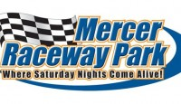 Once again, an approaching storm front led to a postponement of the racing at Mercer Raceway Park.