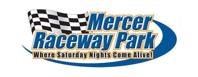 Mercer Raceway Park logo