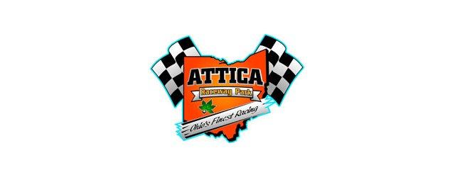 2011 Attica Raceway Park logo