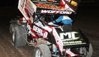 Wes Wofford scored the biggest win of his sprint car career Saturday night at Southern New Mexico Speedway, scoring $5,000 for the victory...