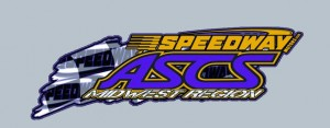 ASCS Midwest Region American Sprint Car Series Logo