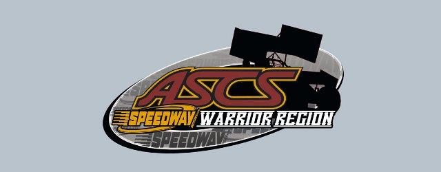 American Sprint Car Series ASCS Warrior Region Logo 2011
