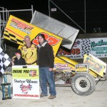 Jacobs Victory Lane