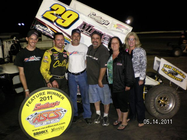 Rilat Earns Edna ASCS Gulf South Honors!