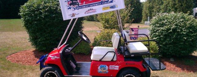 Cny Custom Carts Attracting Attention On Patriot Sprint