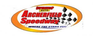 Archerfield Brisbane International speedway logo