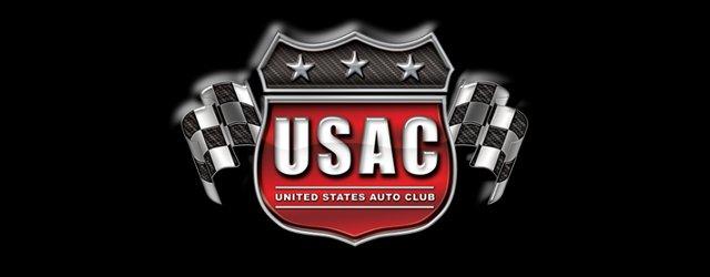 usac United States Auto Club 2012 logo