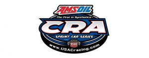 USAC United States Auto Club CRA California Racing Association Logo tease