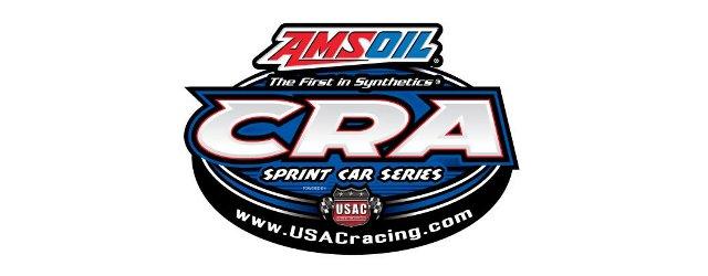 USAC United States Auto Club CRA California Racing Association Logo tease