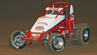 Greg Alexander won the Ventura Racing Association sprint car feature Saturday night at Ventura Raceway.  Brian Camarillo, Don Gansen, Justin Kierce, and Jeremy Ellertson rounded out the top five.