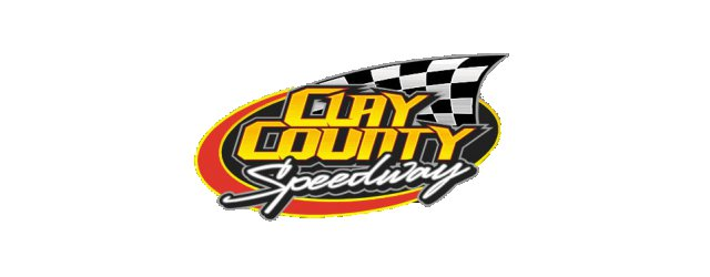 Clay County Speedway Logo