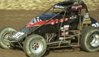 Way Back Wednesday highlights the USAC National Sprint Car Series event at Eldora Speedway from April 1st, 2000.
