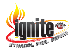 USAC Ford Focus Ignite Midget Car Series United States Auto Club Logo