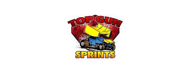 Top Gun Sprint Car Series Logo
