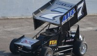 Rohnert Park, California driver, Jo Jo Helberg, is one of the early favorites to win next month's Must See Racing sanctioned Xtreme Speed Challenge at Winchester Speedway.