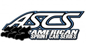 2012 ASCs American Sprint Car Series Plain Logo