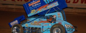 Donnie Kreitz. - Rick Rarer / sprintcarnews.com Photo