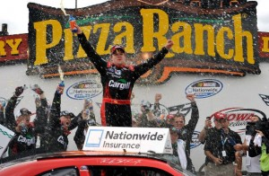 Ricky Stenhouse, Jr. will be moving up to Nextel Cup competition in 2013. - NASCAR Photo