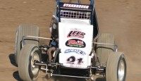 Midwest Sprint Car Series champion will be determined at Tri-State Speedway...