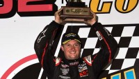 Former World of Outlaws champion Jason Meyers talks about Trophy Cup, World Finals, and more...
