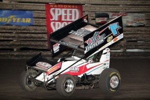 Our guess is Kyle Larson would give his 2012 season a pretty good rating.  -  Mermaid Racing Photos / Serena Dalhamer