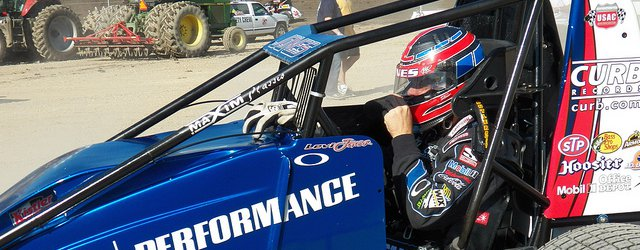 """One of USAC's most proficient drivers, Levi Jones, will return to the cockpit Sunday night in the """"Ted Horn 100"""" USAC Silver Crown race at the beautiful DuQuoin (Ill.) State Fairgrounds."""