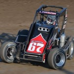 Kyle Larson  - Bill Miller Photo