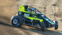 Stanbrough claims Midwest Sprint car Series championship...