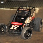 Bryan Clauson. - Jan Dunlap Photo