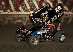 Terry McCarl had a strong night but ultimately finished second i