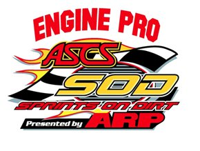 ASCS SOD Sprints on Dirt American Sprint Car Series Logo 2012