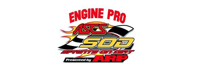 ASCS SOD Sprints on Dirt American Sprint Car Series Tease Logo 2012