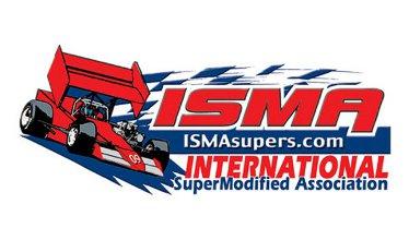 ISMA International Super Modified Association Logo NOT Top Story