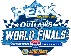 World of Outlaws World Finals Logo 2012