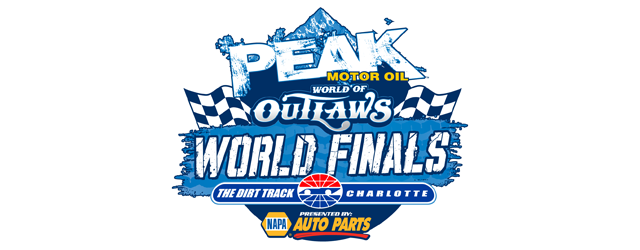 World of Outlaws World Finals 2012 Top Story Logo
