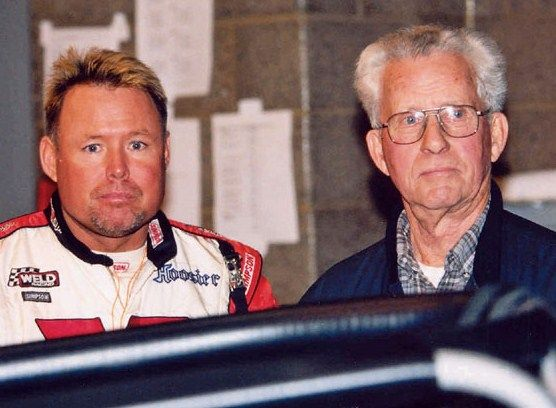 Tony Elliott and Don Kenyon. (File Photo)